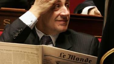 Le Président de la République sait que la bataille de 2012 se jouera au centre
