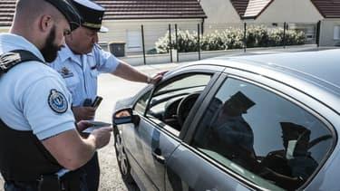 Une partie des voitures saisies en cas de délit routiers vient nourrir les parkings des forces de l'ordre.
