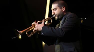 Ibrahim Maalouf à Cannes en 2016