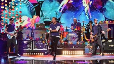 Coldplay, le 22 novembre 2015