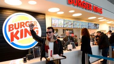 Aller manger un Whopper au Burger King est devenu un phénomène de mode