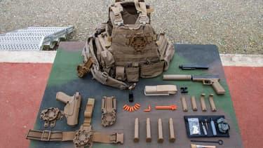 L'armée française a commandé près de 75.000 pistolets semi-automatiques auprès de la firme autrichienne Glock pour équiper les unités d'ici à 2022