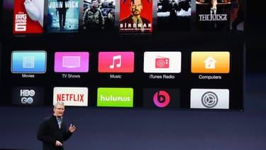 Apple devrait lancer un nouveau boîtier Apple TV qui intégrerait un moteur de recherche universel sur toutes les plateformes de vidéo.