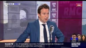 """Guillaume Peltier: """"Gérald Darmanin a eu raison d'interdire la manifestation pro-palestinienne de demain"""""""