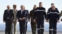 François Hollande ( ici le 14 janvier sur le Charles de Gaulle) a donné satisfaction aux militaires