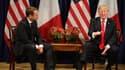 Emmanuel Macron et Donald Trump se reverront en avril.