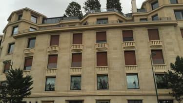 L'ancien appartement d'Arthur a été adjugé le 23 mars 2017 au prix de 13.100.000 euros.