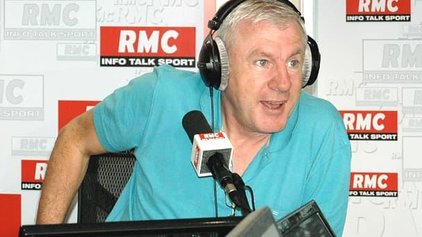 Luis Fernandez sur RMC