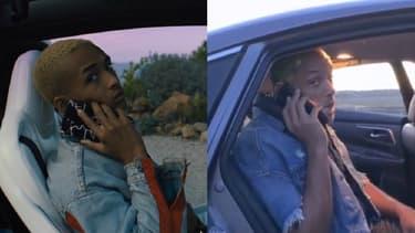 """Will Smith parodie le clip """"Icon"""" de son fils Jaden"""