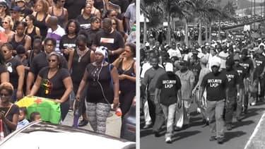 Si en Guadeloupe et en Guyane, les revendications divergent, les maux semblent les mêmes.