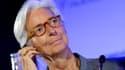 Christine Lagarde a de nouveau mis en garde contre les risques de la faible inflation.