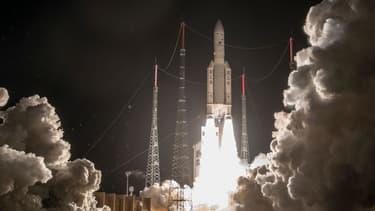 Avec Prometheus, Arianegroup vise à développer pour l'Agence spatiale européenne (ESA) un démonstrateur de moteur de fusée à bas coût et potentiellement réutilisable.