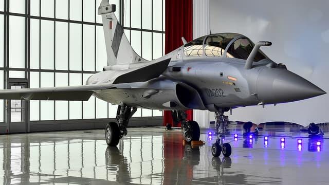 En tout, 96 commandes à l'export ont été enregistrées. Le Rafale livré au Qatar est le 25e appareil à être livré pour l'étranger.