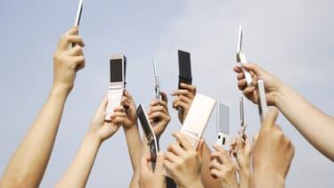 Les marques asiatiques grignotent de plus en plus de parts de marché dans la téléphonie mobile.