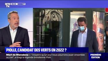 Éric Piolle, candidat des Verts en 2022 ?