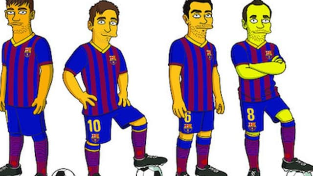 Simpson-Barça