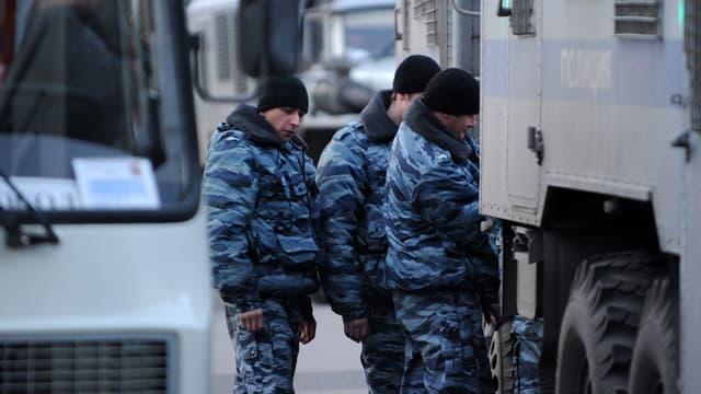 """Un couple est accusé d'avoir tué plusieurs SDF, à Moscou, avec comme objectif de """"nettoyer"""" la ville. (Photo d'illustration)"""
