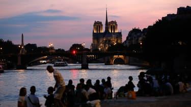 Les températures enregistré durant la nuit de jeudi à vendredi ont battu des record à Paris.