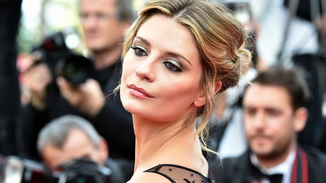 Mischa Barton à Cannes en mai 2016
