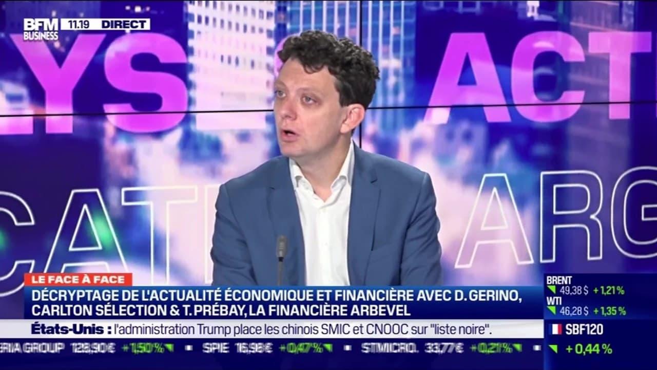 Thibault Prébay VS Daniel Gerino: Politique monétaire des banques centrales, à quoi faut-il s'attendre en décembre ? - 04/12