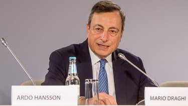 Mario Draghi appelle à être patient
