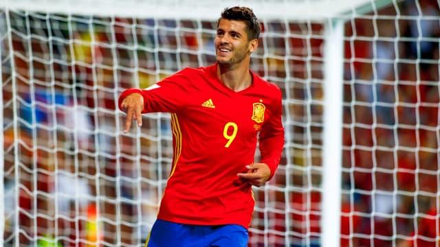 Alvaro Morata - Espagne