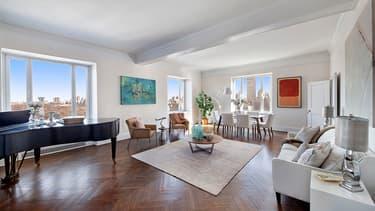 L'appartement new-yorkais de Luciano Pavarotti est de nouveau à vendre.