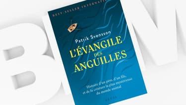 """""""L'Evangile des anguilles"""" de Patrik Svensson."""