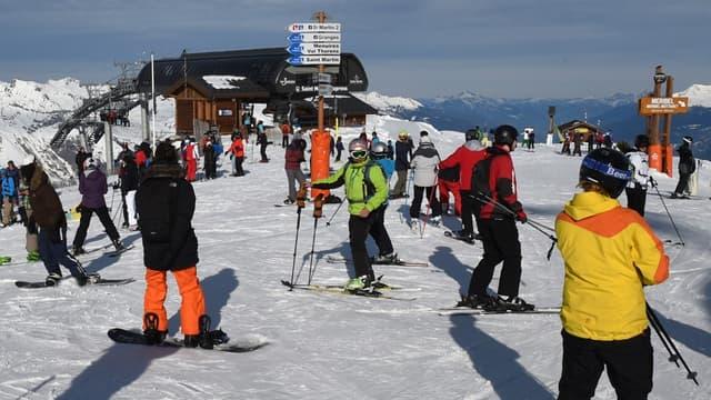 La saison s'annonce bonne dans les stations de ski