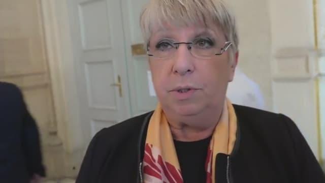 Capture d'écran de l'interview de la députée LREM Claire O'Petit, publiée par le Huff Post, le 24 juillet 2017.