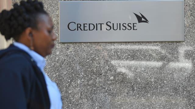 Credit Suisse veut économiser près de 4 milliards d'euros d'ici à 2018.
