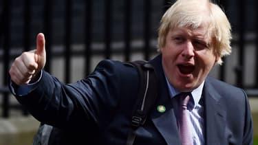 """Boris Johnson a révélé que NKM allait se """"présenter comme présidente de la République""""."""
