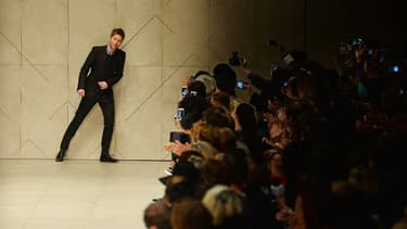 Christopher Bailey quitte Burberry.
