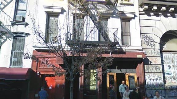 L'immeuble de Thomas Lombardi au 5, Spring street à New York