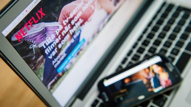 Le site américain Netflix devrait bousculer le secteur audiovisuel français.