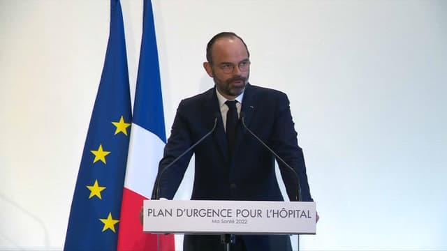 Le Premier ministre, Edouard Philippe, à Paris, le 20 novembre 2019.