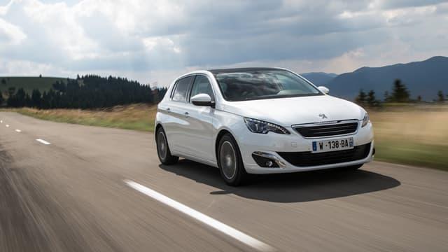 Sur les 12 mois de l'année 2015, 243 000 exemplaires de la Peugeot 308 sont sortis de l'usine de Sochaux, où est concentrée la production de ce modèle pour l'Europe.