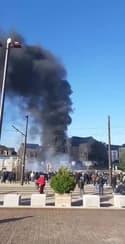 Le Mans : affrontements entre forains et forces de l'ordre - Témoins BFMTV