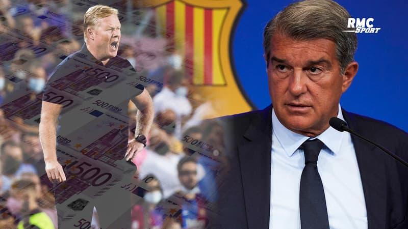 Barça : Un départ de Koeman coûterait cher... même libre en 2022