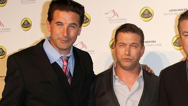 Les frères Baldwin  en novembre 2010