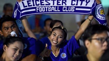 Leicester va notamment pouvoir développer sa stratégie commerciale en Thaïlande, d'où est originaire son propriétaire.