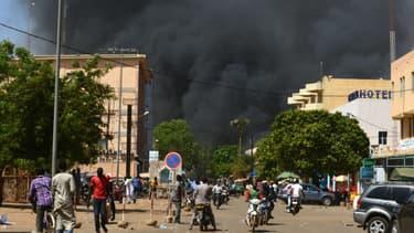 Deux attaques ont eu lieu ce vendredi dans la capitale du Burkina Faso