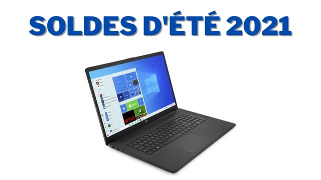 PC portable : petit prix sur l'ordinateur HP à l'occasion des soldes