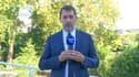 Christophe Castaner, invité de BFMTV lundi 6 septembre 2021