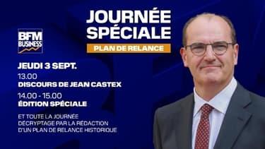 JOURNÉE SPÉCIALE BFM BUSINESS : PLAN DE RELANCE DE LA FRANCE