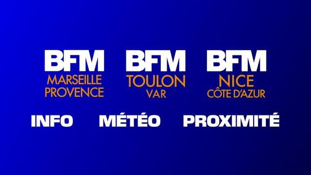 BFM Marseille, BFM Toulon et BFM Nice rejoignent les chaînes BFM Régions.