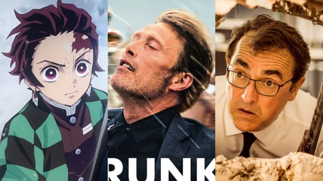 """Demon Slayer"", ""Drunk"" et ""Adieu les cons"""