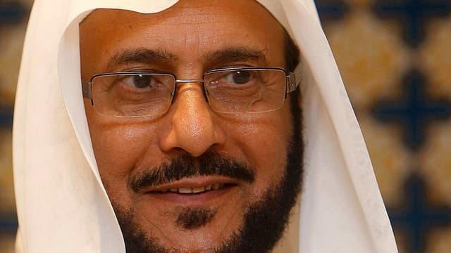 Abdullatif Abdel Aziz al-Sheikh en 2012.