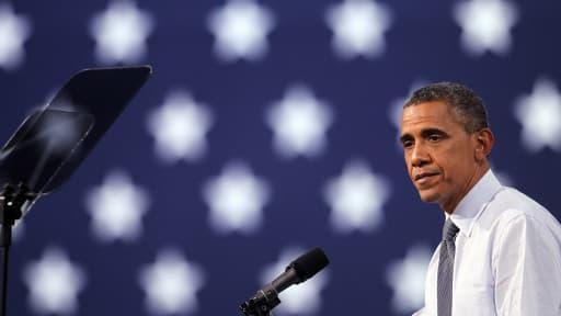 Barack Obama espérait que les scandales retomberaient. C'est raté.