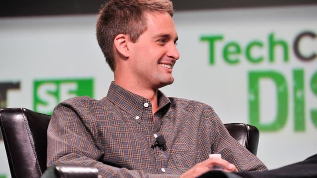 Evan Spiegel, fondateur et patron de SnapChat, s'amuse lui-même des excès d'une bulle spéculative qui permet à son entreprise d'atteindre des multiples de valorisation stratosphériques.